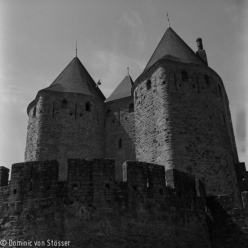The Towers of Carcassonne