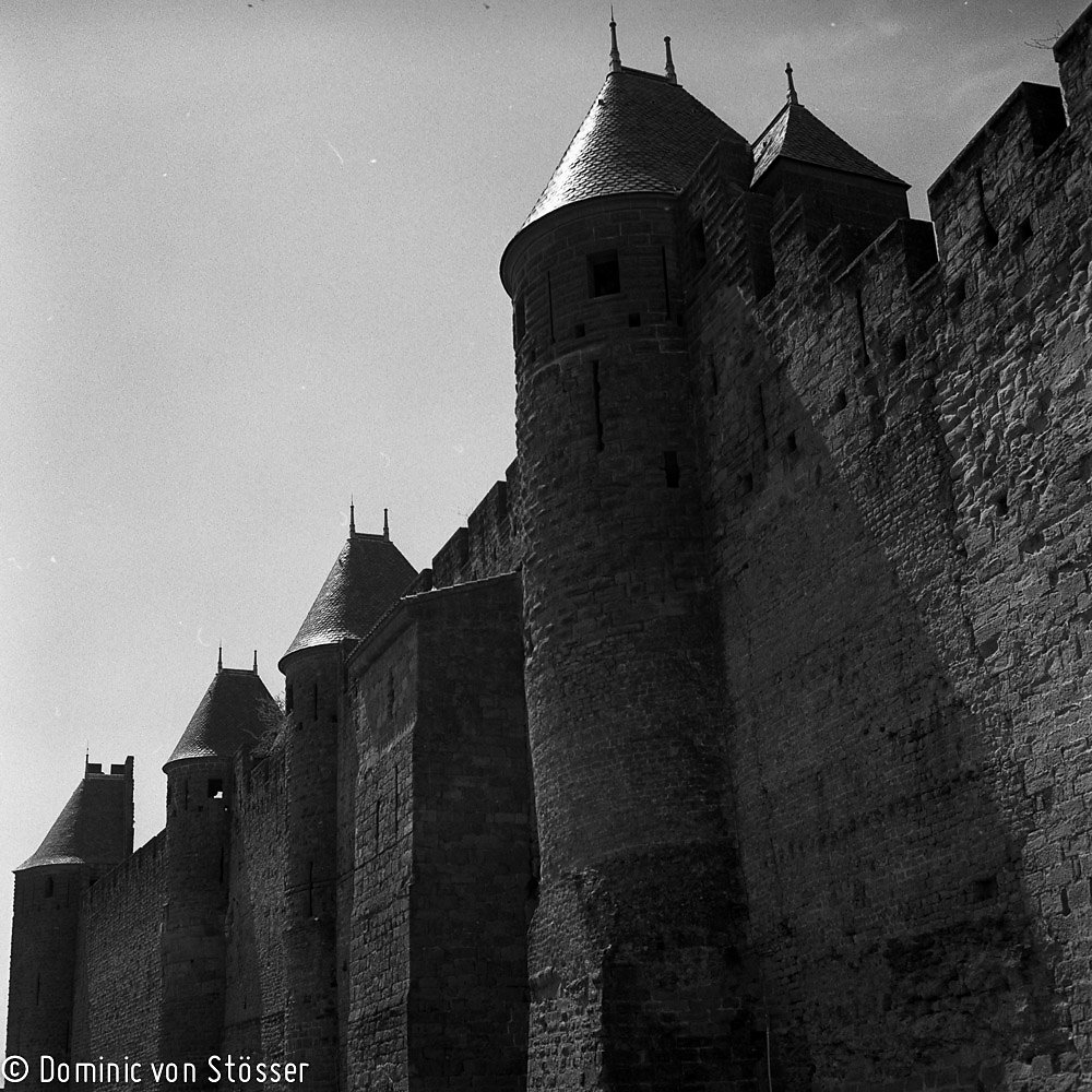 """""""You will never come to Carcassonne."""""""