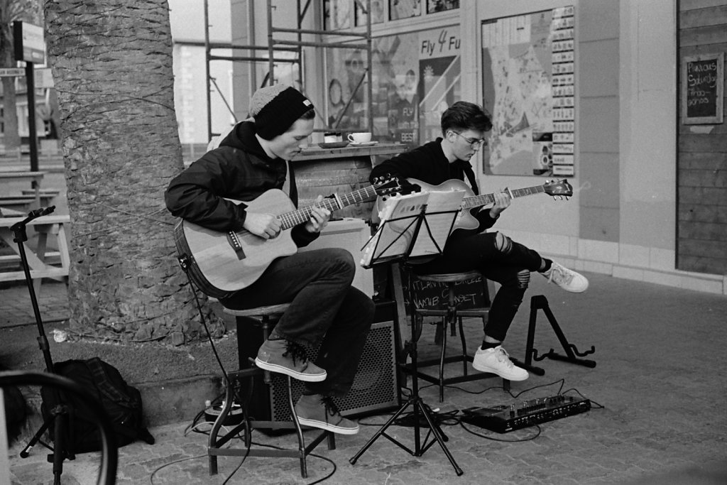 Band. Swakopmund.