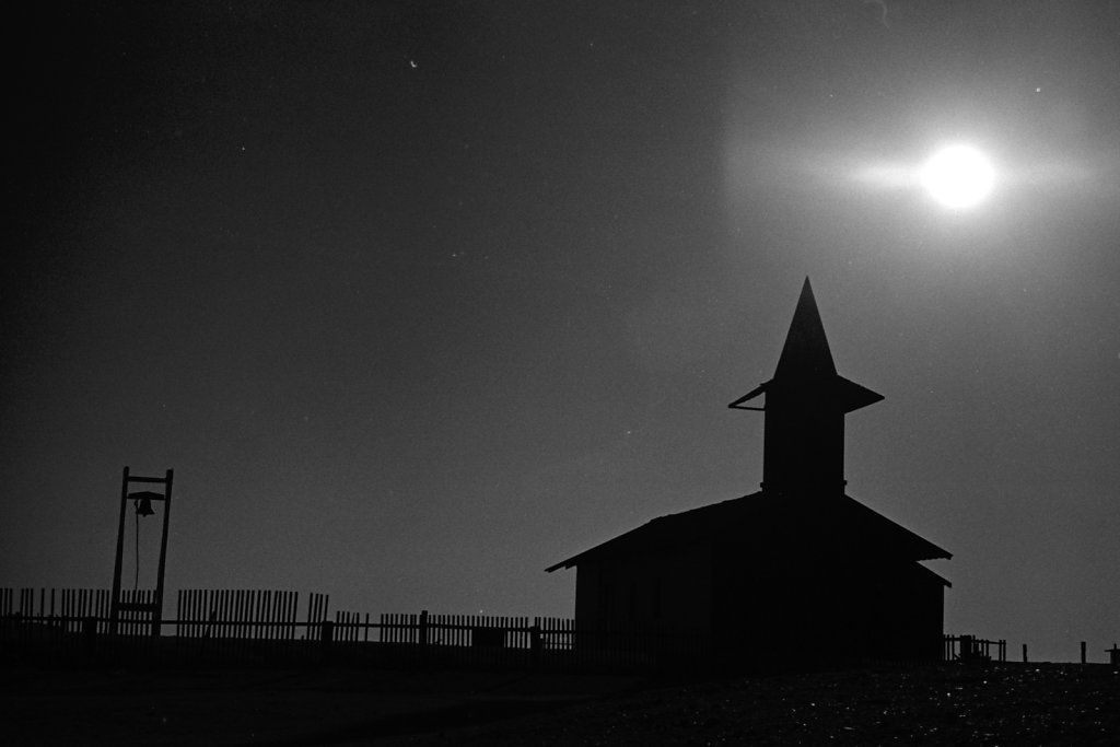 Old Church. Walvis Bay.