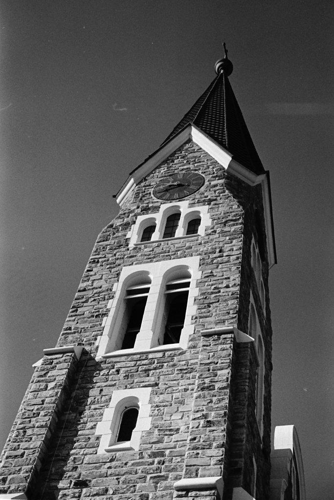 Church. Omaruru.