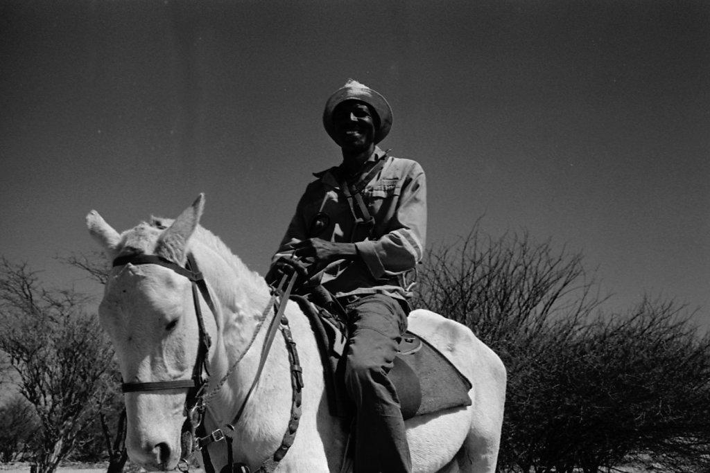 Rider. Omaruru.