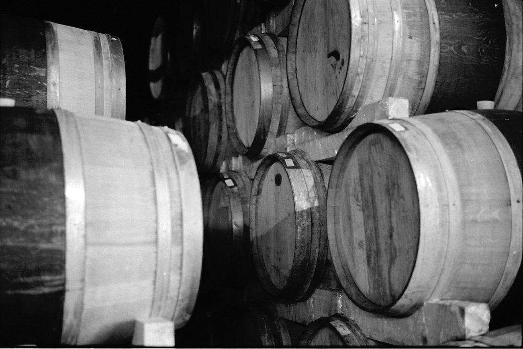 Barrels. Omaruru.