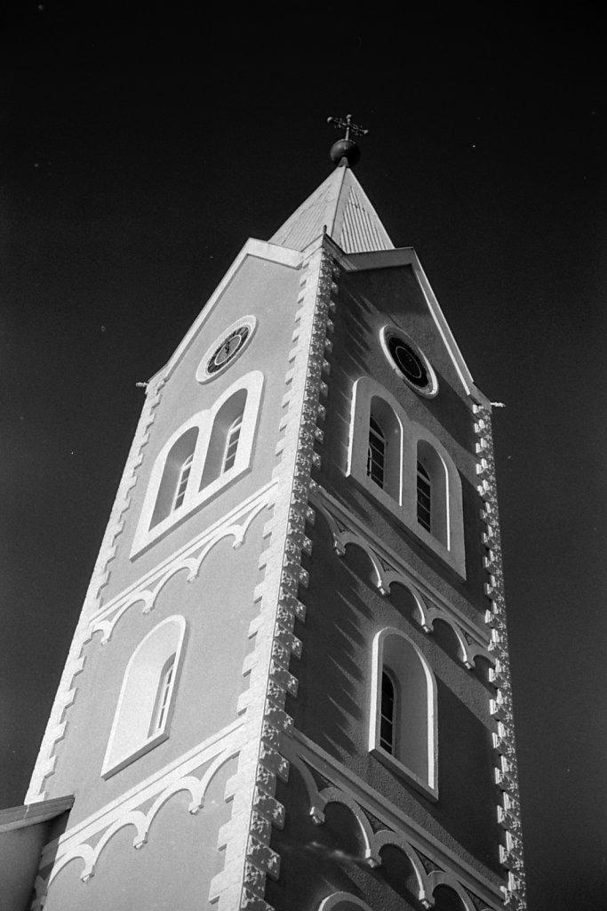 Church. Gobabis.